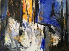 "Pale Shadow 30x40"" Pamela Holl Hunt Paintings, Art, Art Background, Paint, Painting Art, Kunst, Performing Arts, Painting, Painted Canvas"