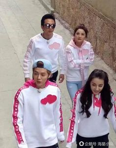 Luba ❤️ - Luhan & Dilraba Keep Running, Running Man, Luhan, Kim Ji Won, Dramas, My Idol, Aurora, Celebs, Kpop