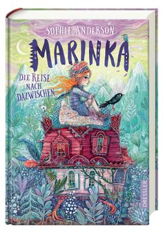 Marinka, 9783791500775 Illustrator, Sophie Anderson, Reading Time, Most Favorite, Comic Books, Comics, Cover, England, Products