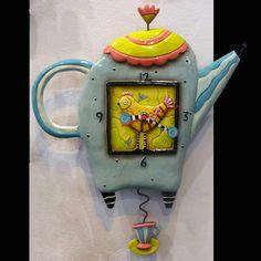 Tetera Clock...