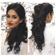 The 327 Best Indian Party Hairstyles Images On Pinterest Hair