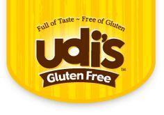 Udi\u2019s\u00ae Gluten Free Bread | Gluten Free Foods  Recipes