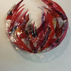 glass sculpture. Bespoke art.