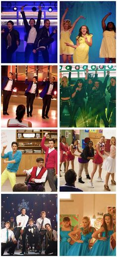 i still remember the very first boys vs girls competition! miss the old glee:( i remember all of this im crying right now like u should see me:( im probs gonna cry myself to sleep tonight