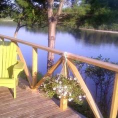 Pond's Resort on the Miramichi