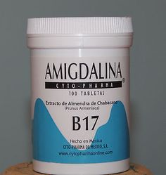 Vitamins and Minerals: Vitamin B17 Cyto Pharma 100 Mg Tablets -> BUY IT NOW ONLY: $60.0 on eBay!
