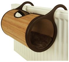 Buy Rosewood Bamboo Radiator Bed at Argos.co.uk - Your Online Shop for Cat beds, Cat, Pet supplies, Home and garden.