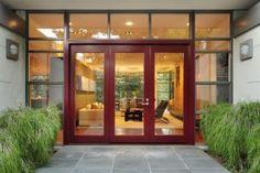 French Front Door Design