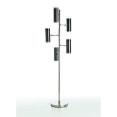 Pruitt 5 Light Floor Lamp by Arteriors - http://www.lightopiaonline.com/pruitt-5-light-floor-lamp.html