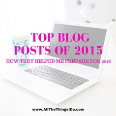 top blogs from 2015 and how it helped me prepare