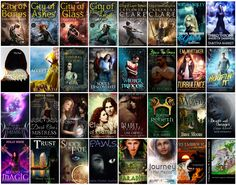 C.L. Cannon's Fall Fantasy Paperback Giveaway ~ Win 32 Paperbacks including The Mortal Instruments Series!