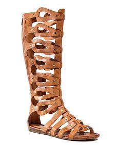 f1403c5a499 CheckList Camel Roma Gladiator Sandal