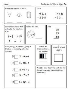 53 Best 2nd Grade Math Images