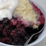 This Home Made Blackberry Dumplings Recipe from Back Roads Living is a delicious treat. More free recipes on the Back Road Living Blog.
