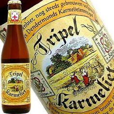 Tripel Karmeliet, bier van de tap deze maand!
