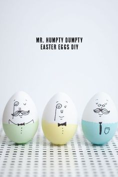 How To Make Humpty Dumpty Easer Eggs | Properly Posh for the Basket