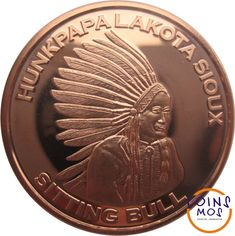 Sitting Bull, Sioux, Native American Indians, North America, Coins, Stamps, Inspirational Quotes, Culture, Inspired