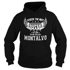 I Love MONTALVO-the-awesome T-Shirts