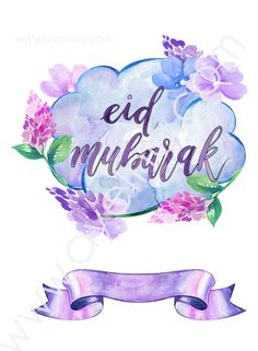 watercolor flowers, cloud, thought, happy eid Eid Mubarak Pic, Eid Mubarak Quotes, Eid Mubarak Images, Eid Mubarak Greeting Cards, Eid Mubarak Greetings, Happy Eid Mubarak, Ramadan Mubarak, Eid Moubarak, Eid Ramadan