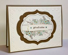 Apothecary Art--Occasions Mini--embossing and colors stand out for me!