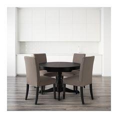 INGATORP / HENRIKSDAL Table et 4 chaises  - IKEA