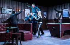 Image result for othello frantic assembly set Devised Theatre, Othello, Set Design, Shakespeare, Soundtrack, Bodies, Punch, In This Moment, Concert
