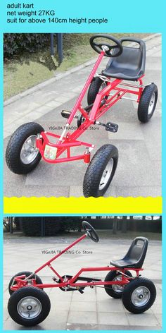 Go Karts, Mini Jeep, 16 Inch Wheels, Go Kart Plans, Kids Bicycle, Car Gadgets, Karting, Pedal Cars, Welding Projects