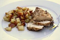 For the Love of Food: Favorite Grilled Chicken Marinade and Roasted Ranch Potatoes