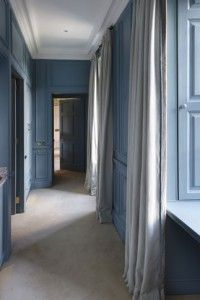 Gustavian Decorating Swedish Furniture Inspirations from Todhunter Earle - Couloir Scandinavian Interior, Scandinavian Style, Cool Furniture, Furniture Design, Blue Rooms, Blue Walls, Swedish Design, Furniture Inspiration, Inspired Homes