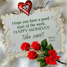 Take Care monday monday quotes happy monday monday pictures monday images You Are The Father, Just For You, Monday Images, Monday Pictures, Beau Message, Monday Blessings, French Quotes, Love My Family, Morning Prayers