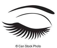 eyelashes coloring pages - photo#8