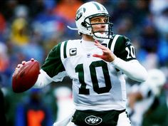 Ok Jet fans maybe Vinny wasn't one of your own meaning he wasn't drafted by the Jets, Chad Pennington was. Pennington was drafted by the New York Jets in the first round, as the eightee…