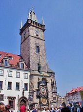 Prague astronomical clock - Wikipedia, the free encyclopedia