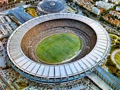 If you travel to Rio, be sure to visit the Maracanã Stadium. Whether you are a football supporter or not, this stadium is the right place for everyone who loves to be impressed by big spaces. It was built in 1950 on the occasion of the World Cup and the Stadium still attires many people, thanks to its original circular architecture and its immense area.