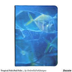 Tropical Fish iPad Folio Case. View more fabulous photography from UmbrellaFishDesigns on a wide variety of products at http://www.zazzle.com/my/products/public/cg-196235231603184213/sr-250762210311147321