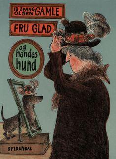 Ib Spang Olsen - Gamle fru Glad, og, Hendes hund