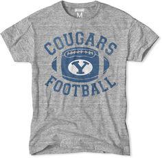 BYU Cougars Football Tee