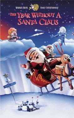 The Year Without a Santa Claus Poster (1974) +