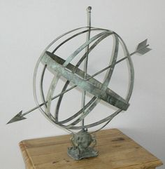 A%20Beautiful%20Classic%20Antique%20Armillary%20Sphere%20%40flea_pop