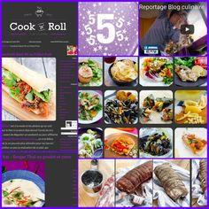 Cook'n'Roll a 5 ans!!!  Retrouvez plus de 600 recettes gourmandes sur www.CookAndRoll.eu :-)  ... et plus sur facebook.com/cookroll   http://www.cookandroll.eu/archives/2016/04/07/33634201.html
