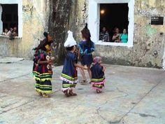 Ballet Folklórico Xochipitzahuatl de Xalapa Veracruz - DANZA DE PÁJAROS DE TABASCO - YouTube