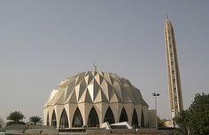 Al Nileen Mosque - Sudan