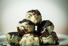 Oreo Truffles, Desserts, Food, Tailgate Desserts, Deserts, Essen, Postres, Meals, Dessert