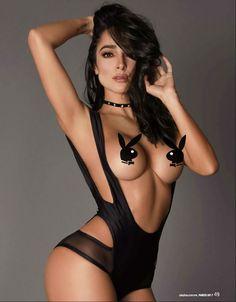 Manelik Gonzalez Playboy de março do México