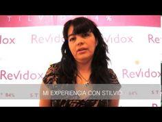 En el Desayuno Experiencia de #REVIDOX en México. Amalia nos cuenta los cambios que ha notado en su piel tras dos meses de estar tomando #REVIDOX.