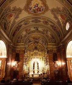 Sleepless in Seville: Basílica de la Macarena