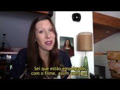 "Lauren Kate fala sobre ""Anjos na escuridão"", da série ""Fallen"" - YouTube"