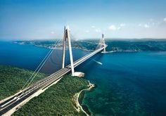 İSTANBUL_3. Köprü'den muhteşem fotoğraflar