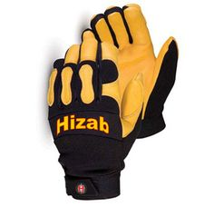 Mechanics Gloves Hintl-2-3 Hizabintl