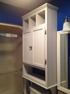 French Bathroom Cabinets Over Toilet Bath Facelift